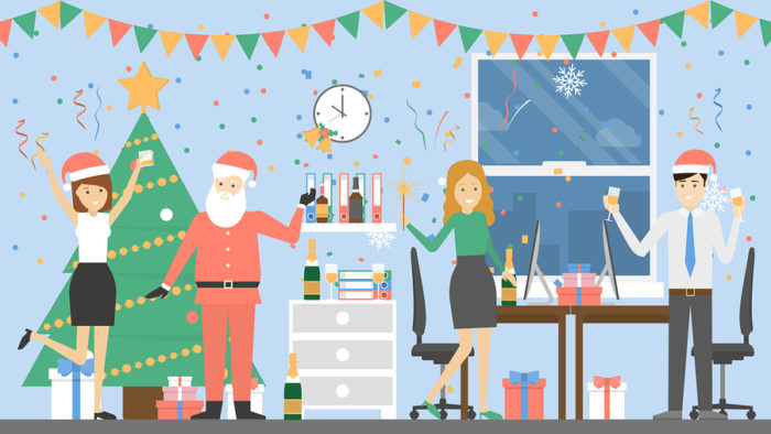 office holiday party, How to Not Get Fired at your Office Holiday Party