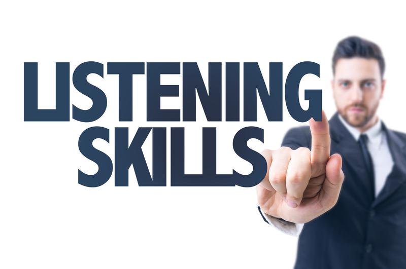 improve listening skills, Improve Your Listening Skills for 2017