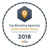 top branding agency in dallas 2018 - badge