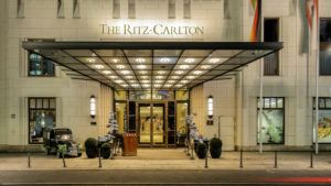 Branding - The Ritz Carlton Hotel