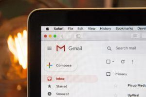 get found - gmail inbox